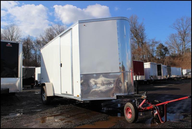 2018 Look Vision 6x12 Enclosed Cargo Trailer