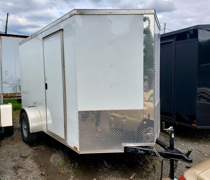 2018 Quality Trailers 6X10 Enclosed Cargo Trailer