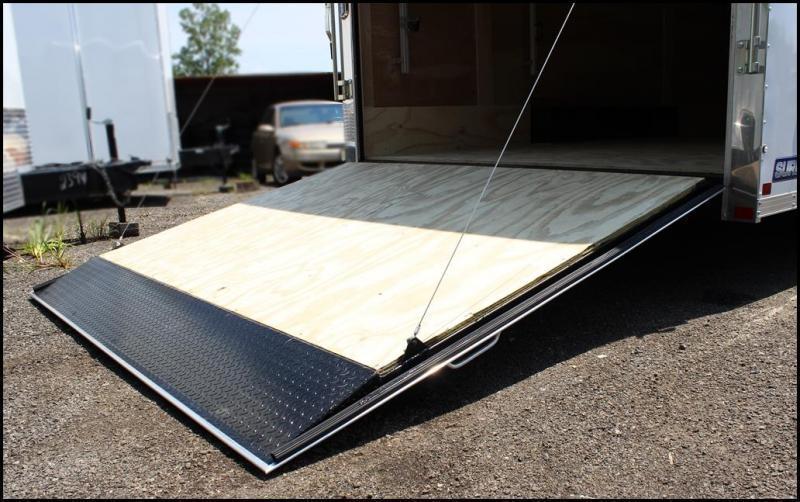 2019 Sure-Trac 8.5x20 10K Landscape Pro Enclosed Cargo Trailer