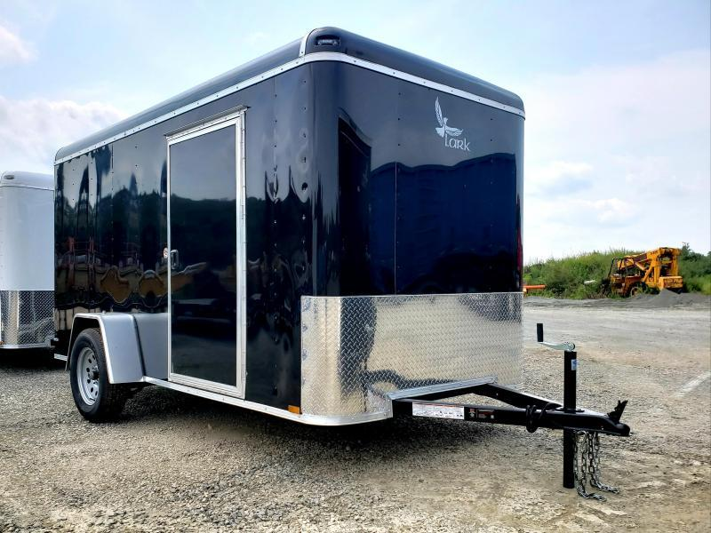 2019 Lark 6X12 Enclosed Cargo Trailer