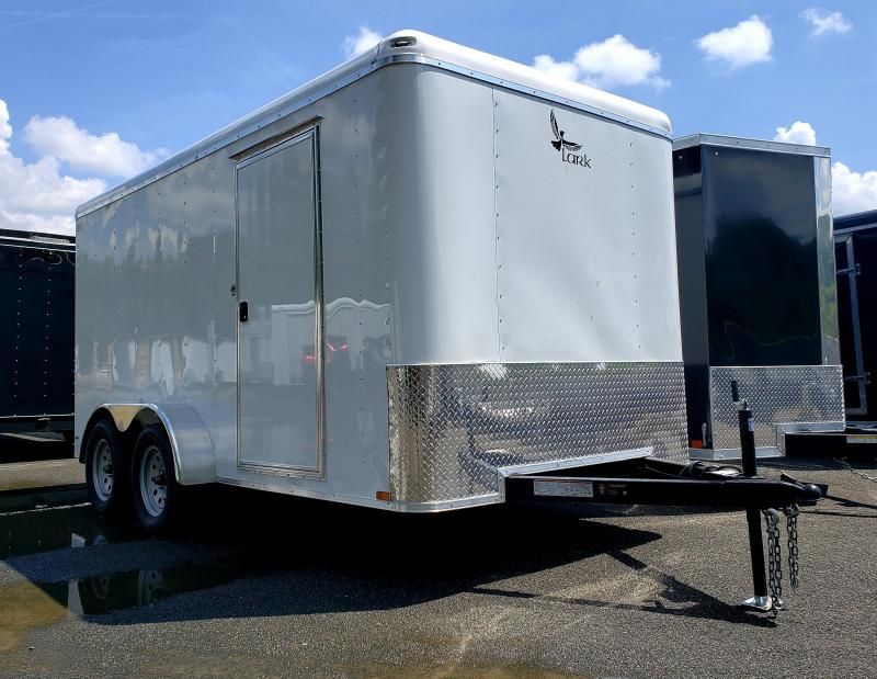 2018 Lark 7x14 Enclosed Cargo Trailer