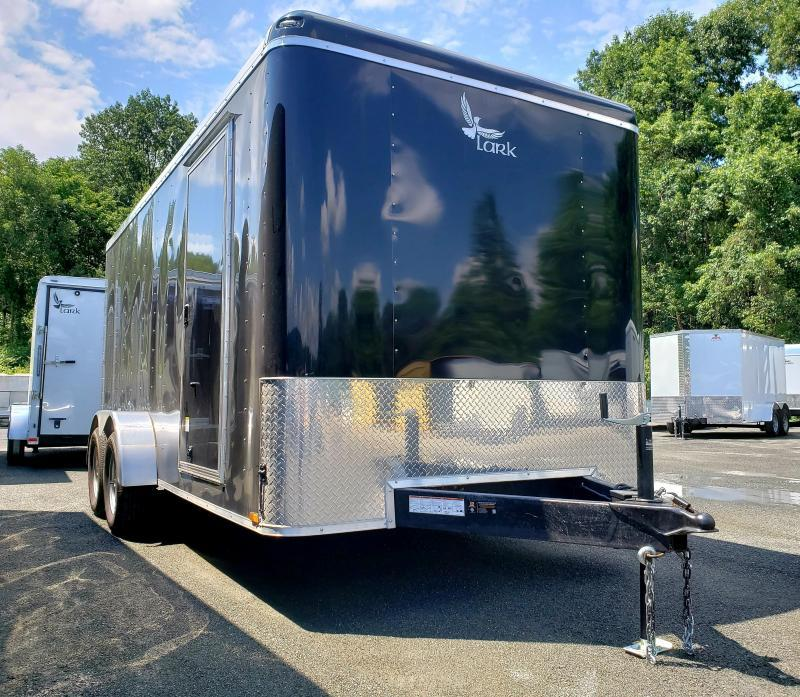 2019 Lark 7x16 Enclosed Cargo Trailer