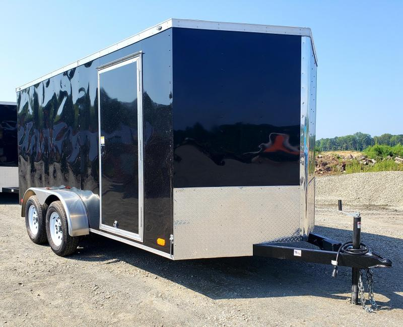2019 Nexhaul 7x14 Enclosed Cargo Trailer