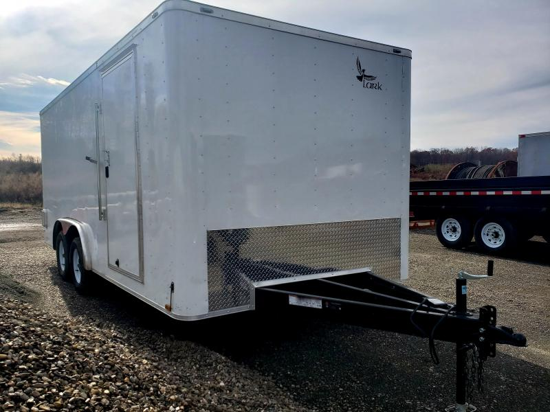 2019 Lark 8x18 7K Enclosed Landscape Cargo Trailer
