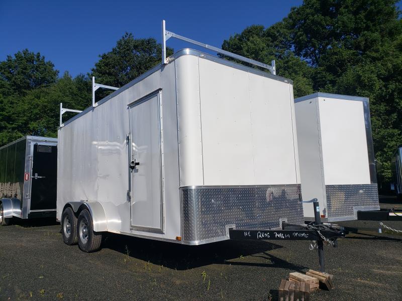 2019 Quality Cargo 7x16 10K Enclosed Cargo Trailer [CONTRACTORS SEPCIAL]