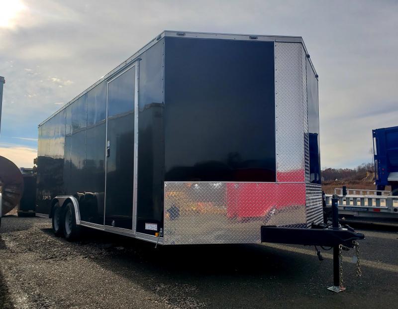 2019 Anvil 8.5x20 7K Enclosed Car Hauler Trailer