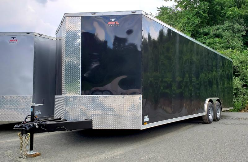 2018 Anvil 8.5x24 Enclosed Car Hauler