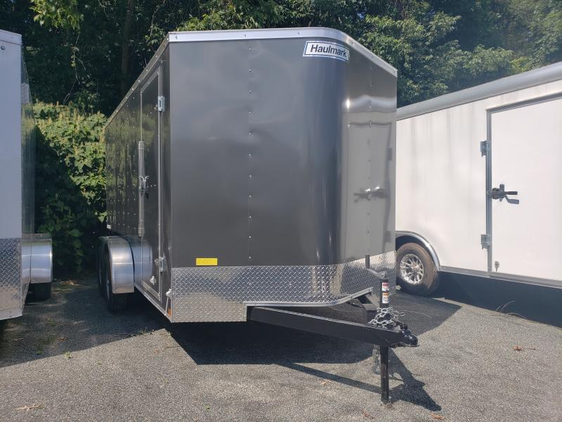 2019 Haulmark Passport Deluxe 7x14 Enclosed Cargo Trailer