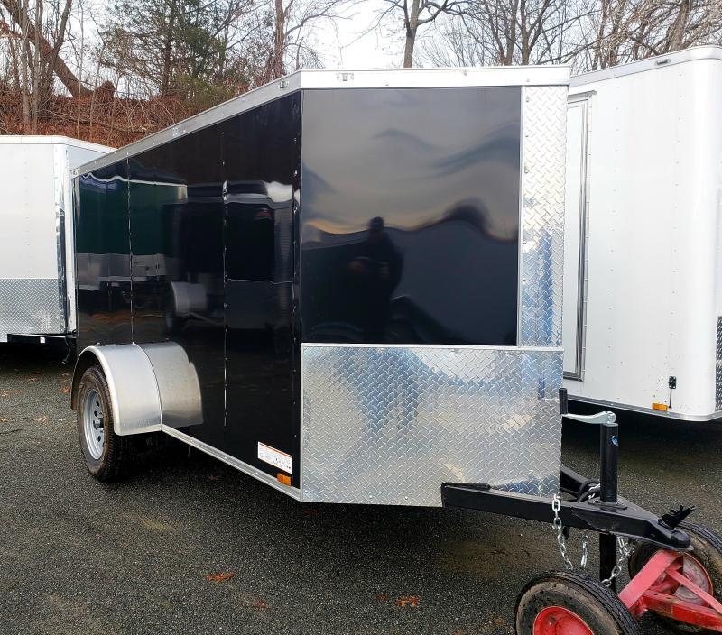 2019 Anvil 5x10 Enclosed Cargo Trailer