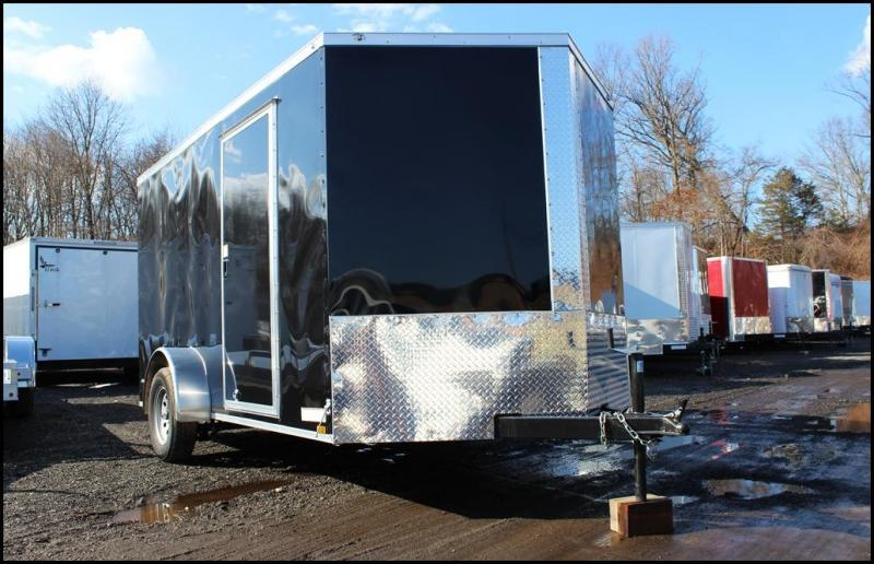 2019 Anvil 7x12 Enclosed Cargo Trailer