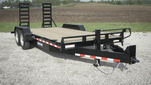 2018 Sure-Trac 7x18 16K Implement Equipment Trailer