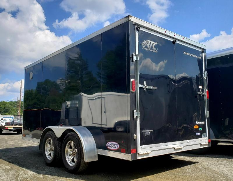 2013 ATC 7x14 Enclosed Cargo Trailer
