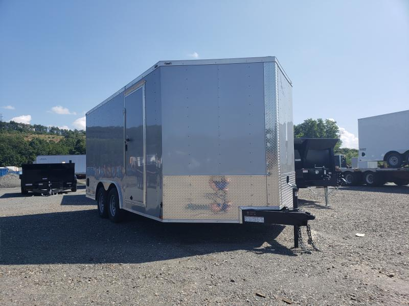 2020 Lark United 8.5x16 Enclosed Car Hauler Trailer