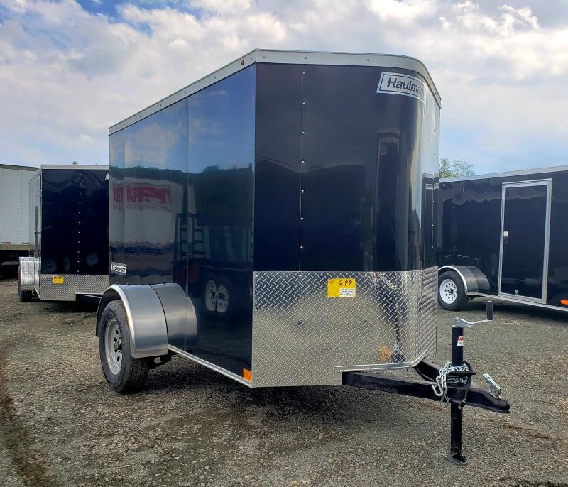 2019 Haulmark Transport 5x8 Enclosed Cargo Trailer