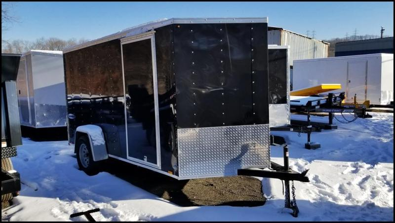 2018 Look Element 6x10 Enclosed Trailer