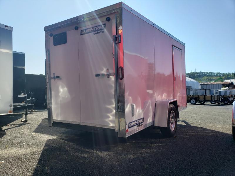 2019 Sure-Trac 6X12 Pro Series Enclosed Cargo Trailer