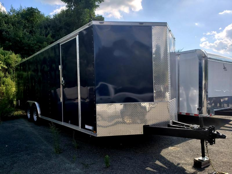 2019 Anvil 8.5x24 10K Enclosed Landscape Trailer