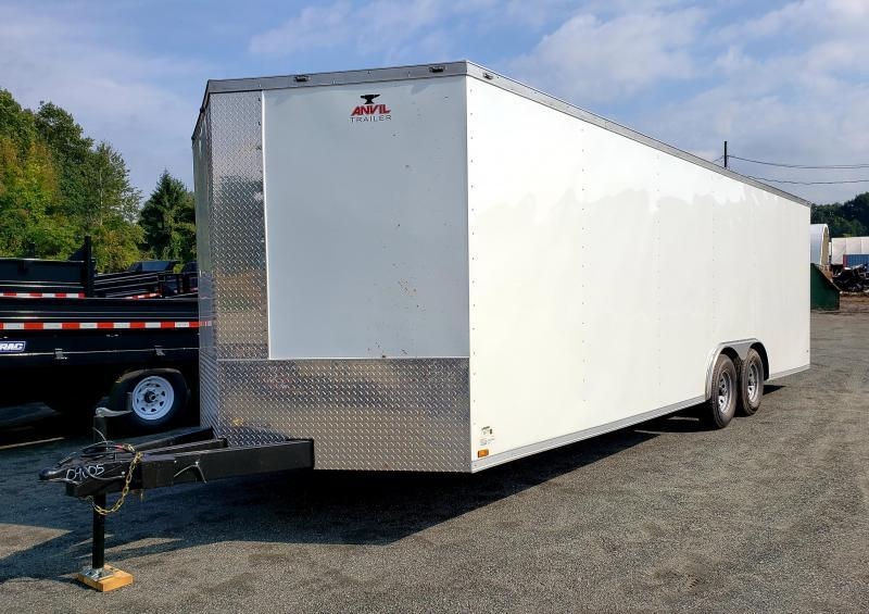 2019 Anvil 8.5x24 Enclosed Car Hauler