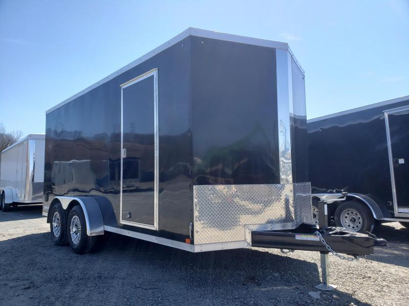 2019 Sure-Trac 7x16 10K Enclosed PRO SERIES Cargo Trailer