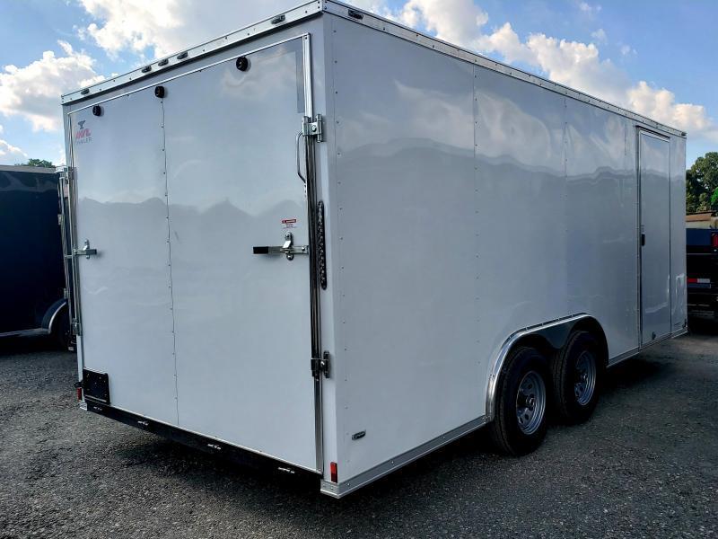 2019 Anvil 8.5x18 10K Enclosed Car Hauler Trailer