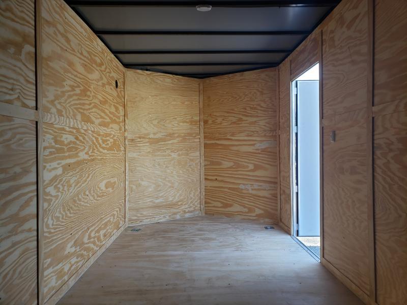 2020 Lark 7X16 Enclosed UTV Cargo Trailer