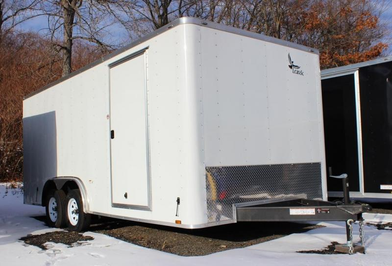 2019 Lark 8x18 Enclosed Cargo Trailer