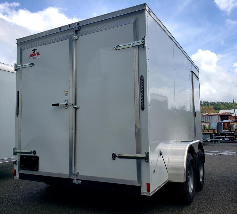 2019 Anvil 7x12 7K Enclosed Cargo Trailer