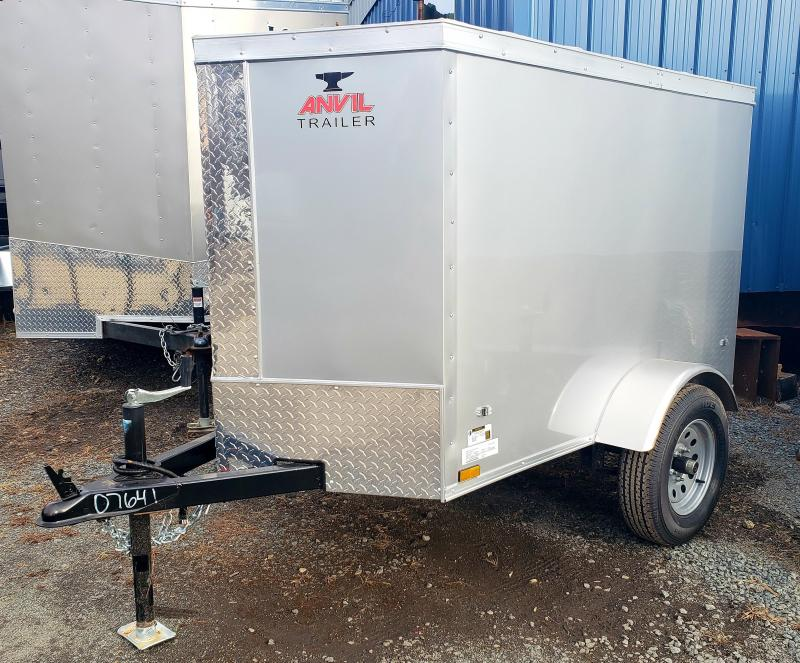 2019 Anvil 4X6 Enclosed Cargo Trailer