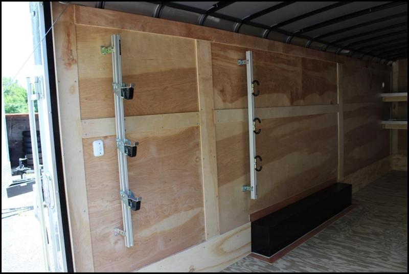 2017 Sure-Trac 8.5x20 10K Landscape Pro Enclosed Cargo Trailer