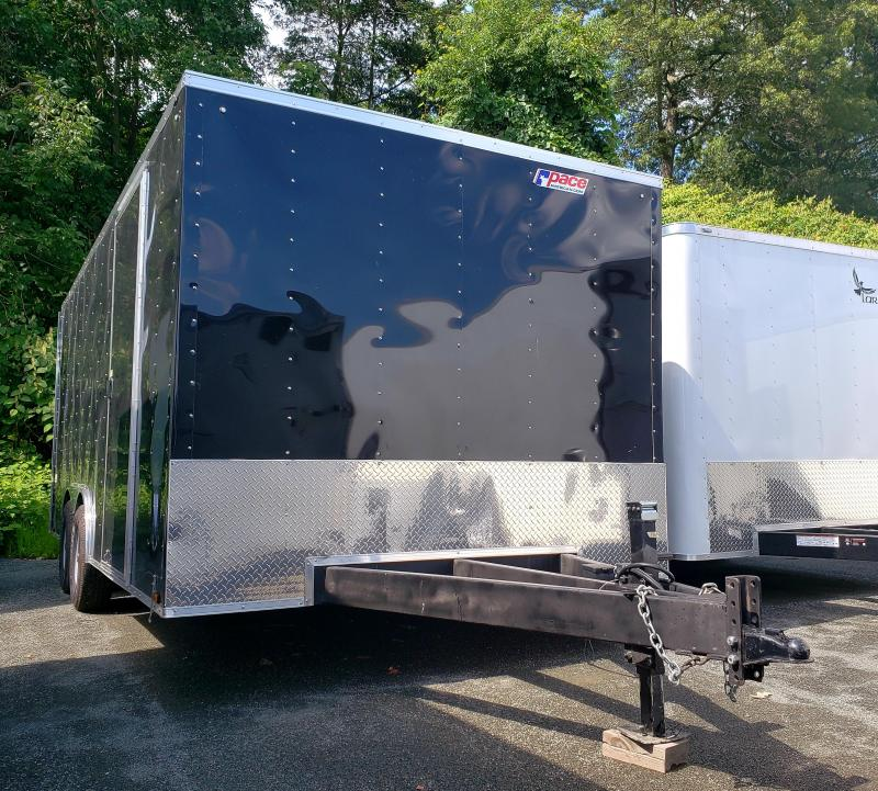 2019 Pace American 8.5x18 Enclosed Landscape Trailer [CUSTOM]