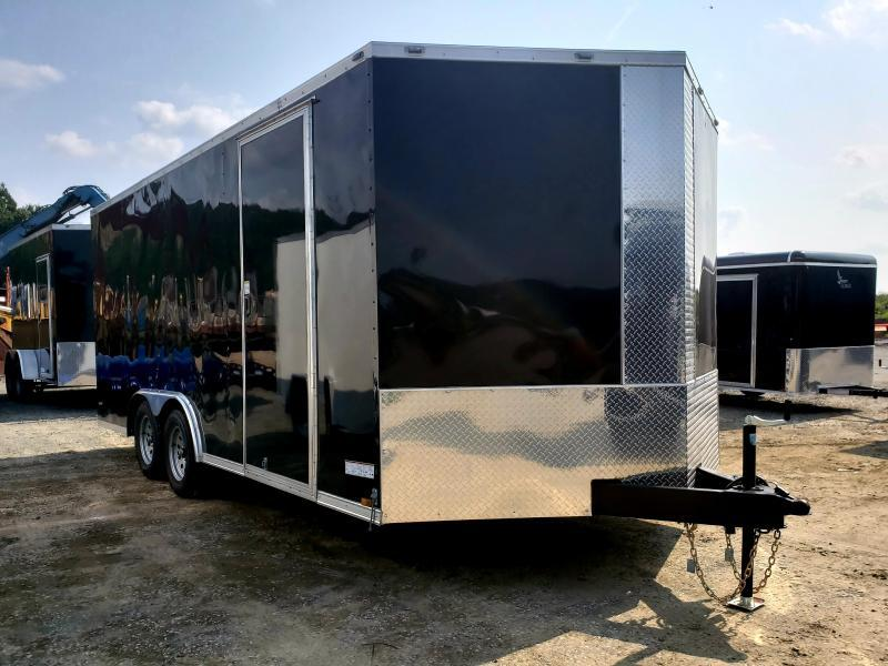 2019 Anvil 8.5x18 7K Enclosed Car Hauler Trailer