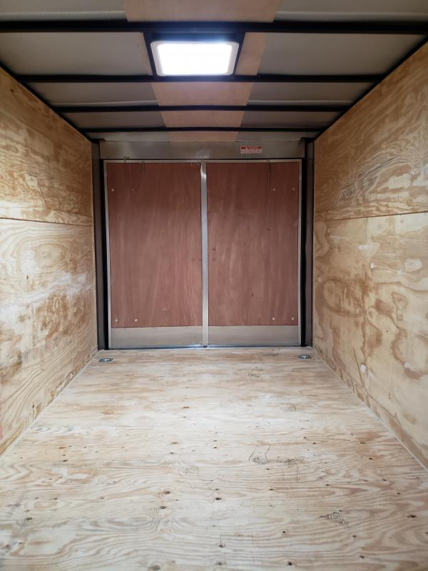 2019 Anvil 7x14 Enclosed Cargo Trailer [CONTRACTOR]
