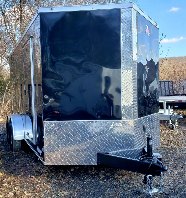 2019 Anvil 7x14 Enclosed Cargo Trailer [CONTRACTOR]