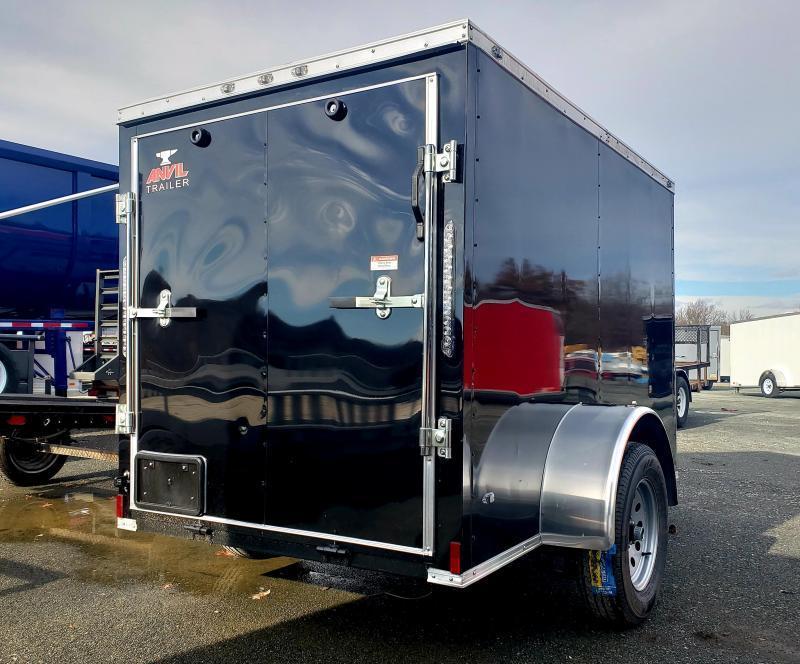 2019 Anvil 5x8 Enclosed Cargo Trailer