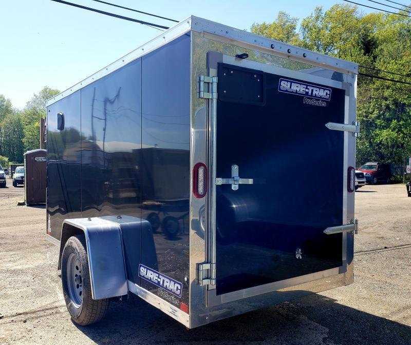 2019 Sure-Trac 5x10 Pro Series Wedge Front - SA Enclosed Cargo Trailer