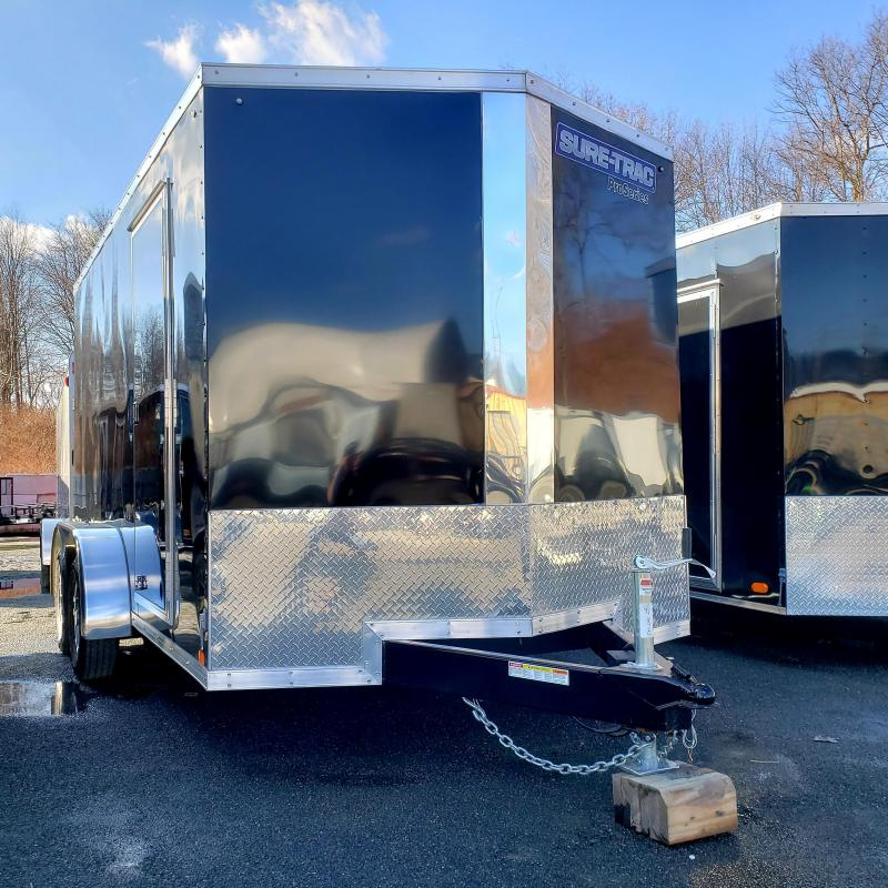 2019 Sure-Trac 7x14 Enclosed PRO SERIES Cargo Trailer