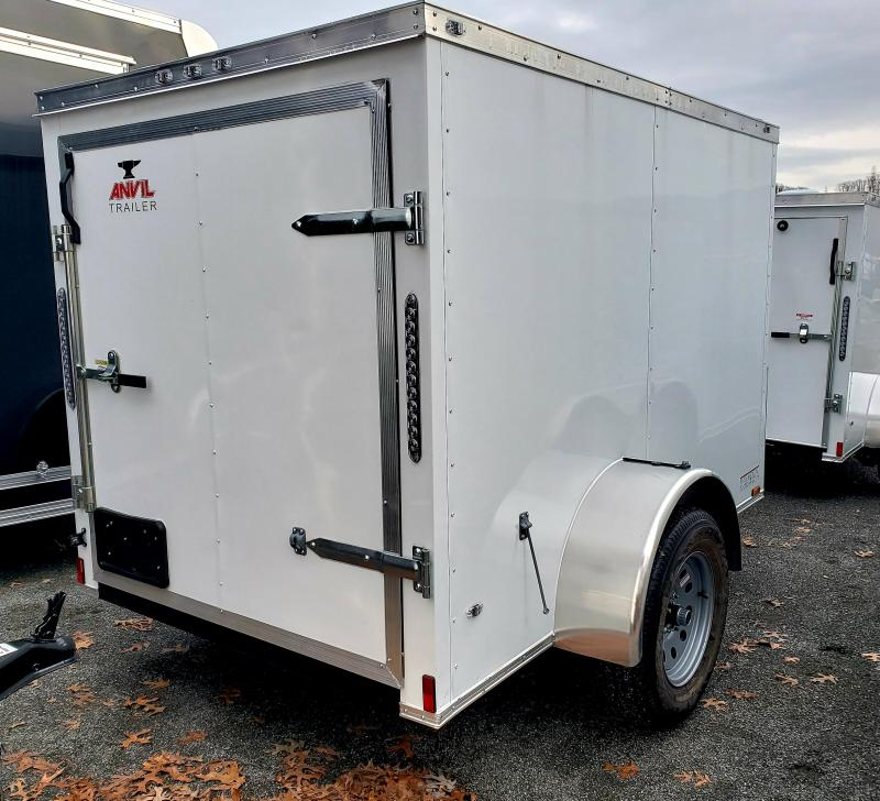 2019 Anvil 5x8 Enclosed Cargo Trailer
