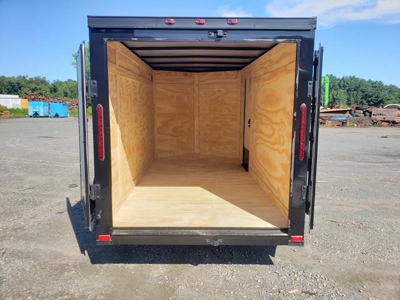 2019 Empire Cargo 5x10sa Enclosed Cargo Trailer