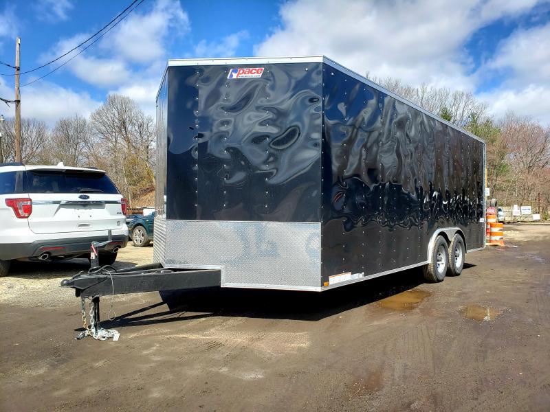 2019 Pace American 8.5x20 10K Enclosed Car Hauler Trailer