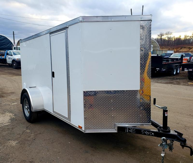 2019 Quality Cargo 5x10sa Enclosed Cargo Trailer