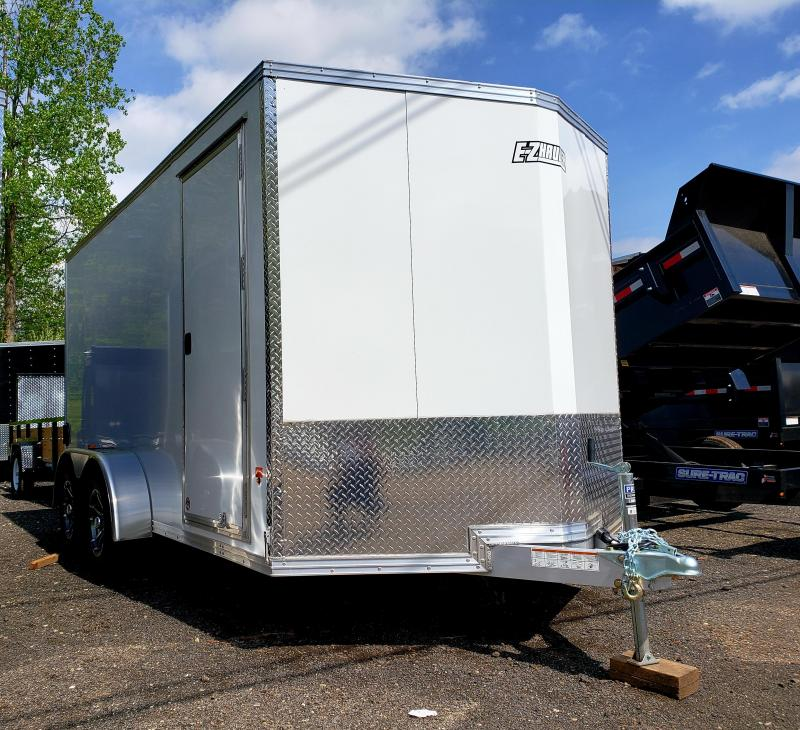 2018 EZ Hauler 7X14 Aluminum Enclosed Cargo Trailer