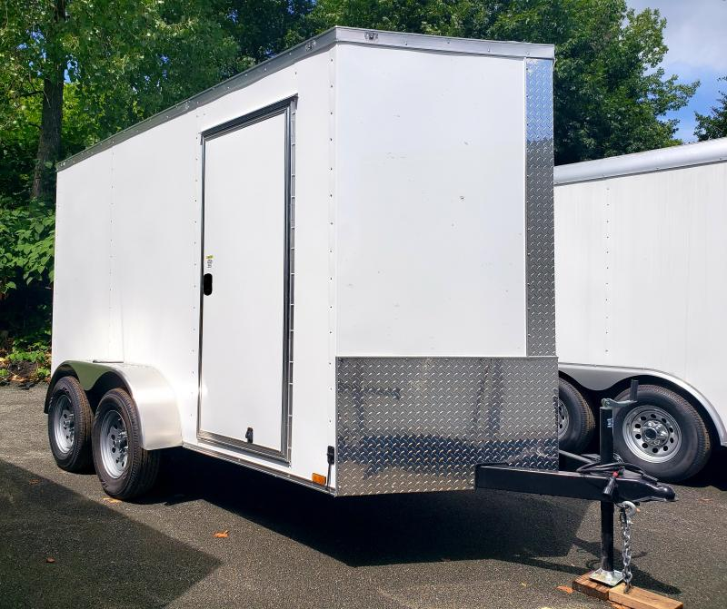 2019 Anvil 6x12 7K Enclosed Cargo Trailer