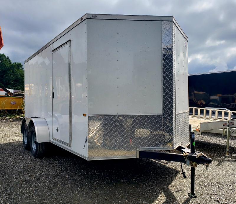 2019 Rock Solid Cargo 7X14 Enclosed Cargo Trailer