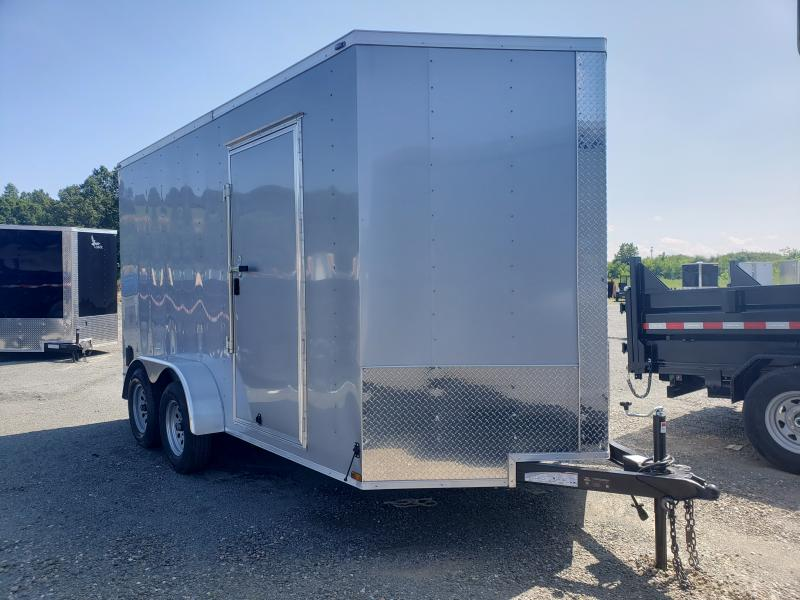 2020 Lark 7X14 Enclosed UTV Cargo Trailer