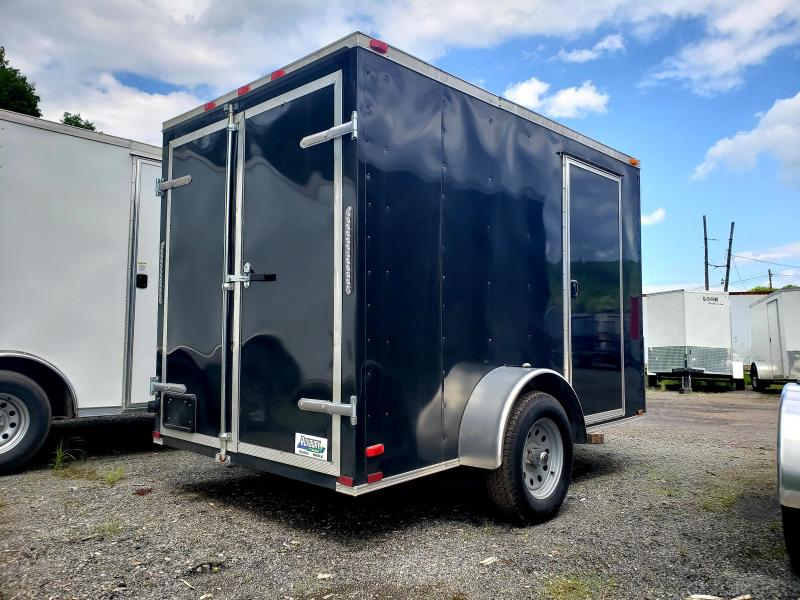 2017 Quality Trailers 6X10 Enclosed Cargo Trailer
