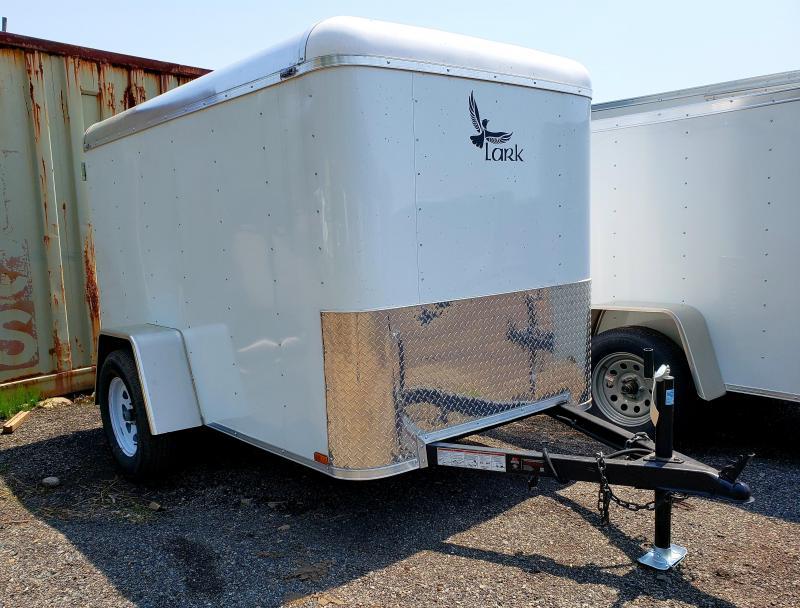 2018 Lark 5X8 Enclosed Cargo Trailer