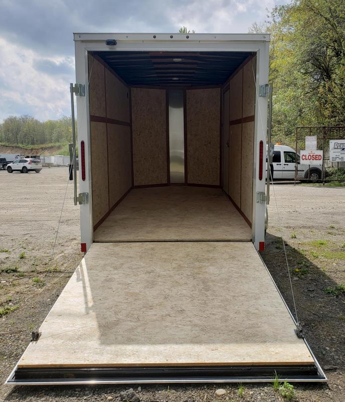 2019 Haulmark Transport 6x12 Enclosed Cargo Trailer