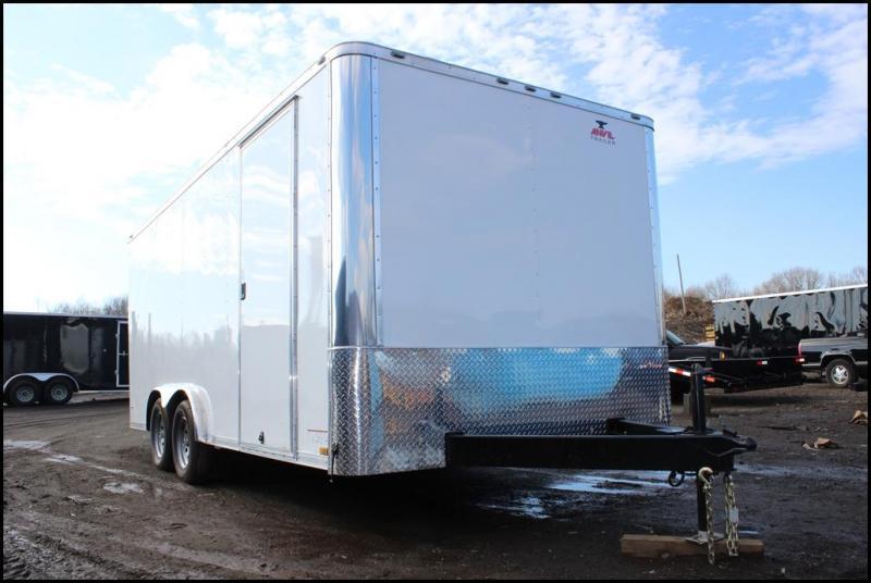 2019 Anvil 8x16 Enclosed Cargo Trailer in Ashburn, VA