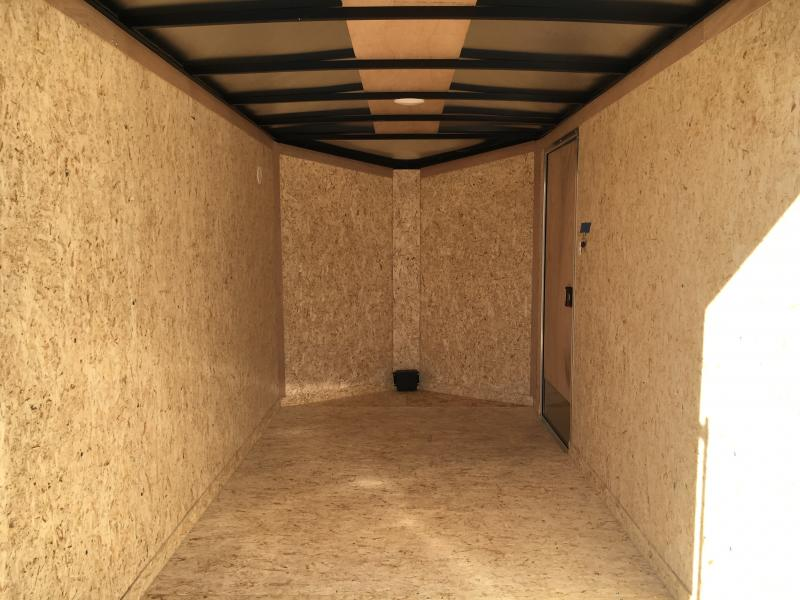 2019 6X12 Cargo / Enclosed Trailer