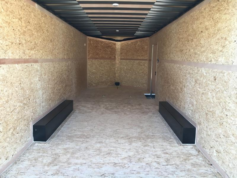 2019 Pace American Journey Se Cargo 10000 Gvw Cargo / Enclosed Trailer